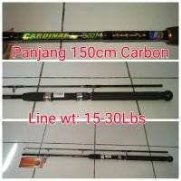 Joran Golden Fish CARDINAL 150cm Carbon(Line Wt :15-30lbs)