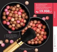 [Paket Blush on] Giordani Gold Bronzing Pearls Promo FREE Brush