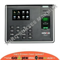 SOLUTION P207 Mesin Absensi Sidik Jari / Finger Print