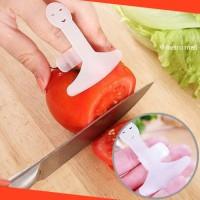 pengaman atau peindung jari saat memotong buah atau sayur safe slice