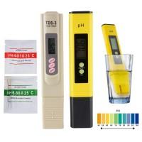 Paket PH Meter Air Digital Auto Kalibrasi + TDS Meter