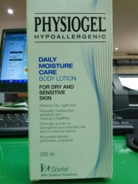 PHYSIOGEL DAILY MOISTURE BODY LOTION 200ml