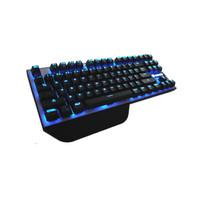 Sades Gaming Keyboard KB-87 KARAMBIT - Red Switch / Keyboard Sade KB87