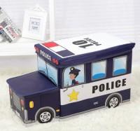 N 263 Storage Box / Cartoon Storage BUS Kotak peyimpanan mainan toys