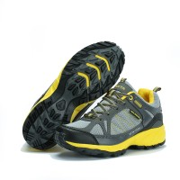 Sepatu Running KETA 190 Grey Yellow /Jogging/Running/Outdoo