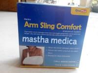 arm sling Comfort/penyangga lengan tangan,type A dengan GESPER