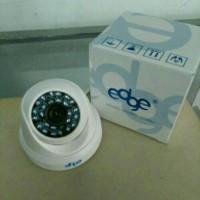 KAMERA CCTV EDGE REAL 2.0 MEGA PIXEL DOME/KAMERA INDOOR MURAH