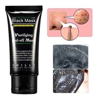 Shills Black Mask / Masker Hitam /BLACK MASK purifying peel-off mask