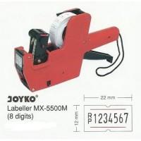 Jual Alat Label Harga Roll merk JOYKO MX-5500M.