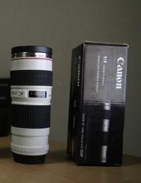 Non Zoom Camera Lens Mug - Gelas Lensa Kamera Non Zoom 400ml