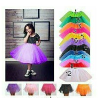 rok tutu anak usia 1 th sampai 5th