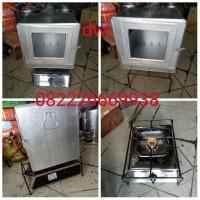 tangkringan kompor gas/ dudukan oven