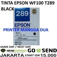 TINTA EPSON WF-100 T289 BLACK CARTRIDGE for wf100