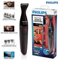 Multi Groom Pencukur Philips MG1100 / Multigroom MG 1100 Facial Shave