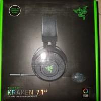 Headset Razer Kraken Chroma 7.1 V2 (Versi 2) Super Like New!