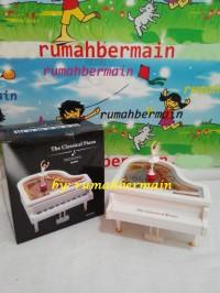 Music Box Piano - Kotak Musik Piano - Ballerina Piano Music Box