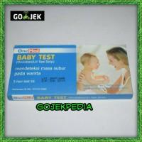 Test Kesuburan Baby Test OneMed Tes Masa Subur Wanita Ovulation