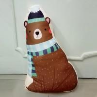 Bantal Boneka Plushie - Small Big Bear (max 20x35 cm)