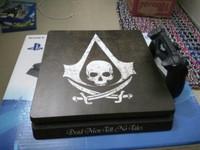 PS4 slim skin - Assasins Creed
