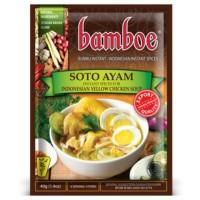 Bamboe Soto Ayam 40 gr