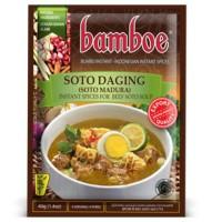 Bamboe Bumbu Soto Daging 40 gr