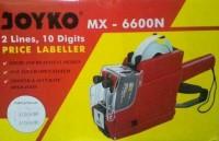 Paket Joyko MX-6600N (angka,angka) - Alat Label Harga / Price Labeller