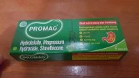 Promag Tablet 1Box isi 3