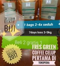 Kopi Hijau Celup - Green Coffee - Fat Burner - Diet Alami