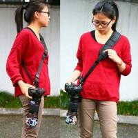 quick rapid camera sling strap universal, kamera DSLR /SLR, mirrorless