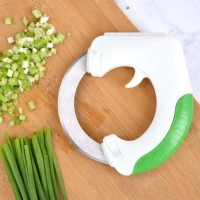 Jual Circular Knife Kitchen Supplies Bolo Pisau Rolling Knife Limited