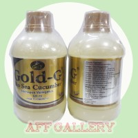 Jelly Gamat Gold G Sea Cucumber 320 ml | 320ML | Jelli Gamat
