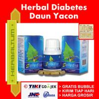 Kapsul Daun Insulin - Ekstrak Yakon - Kapsul Yakon Diabetes / Diabet