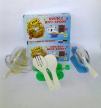 New Double Rice Spoon isi 2