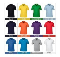 Polo Shirt Gildan 73800 Size XXL / Big Size