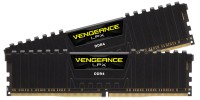 Memory PC CORSAIR VENGEANCE BLACK LPX for AMD RYZEN 2X8GB 2666MHz C16