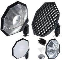 Godox AD-S7 48cm Softbox Octa Honeycomb Grid Beauty Dish Umbrella