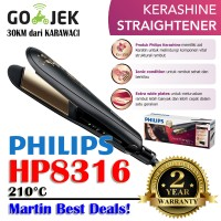 Hair Straightener Philips HP 8316 - Catok Catokan HP8316 KeraShine Ion
