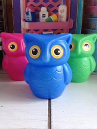 celengan boneka burung hantu owl