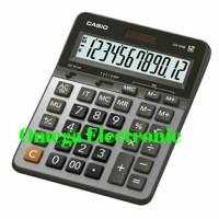 Casio GX 120 B - Calculator Desktop Kalkulator Meja Kantor GX-120B