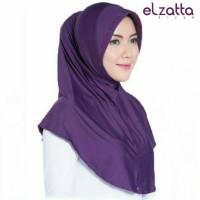 Elzatta Zaria M Rumana / Bergo / Jilbab / Hijab / Kerudung