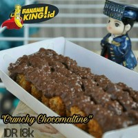 Crunchy Chocomaltine Homemade Pisang Nugget - Banana King.id terenak