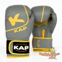 Sarung Tinju KAP Grey - Original MuayThai Boxing Gloves