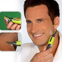 Micro Touch All in One Hair Trimmer / Alat Cukur Rambut dan Bulu