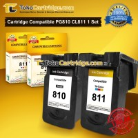 Catridge Canon 810  black & 811 Color iP2770 MP258 MP287 MP497 Recycle
