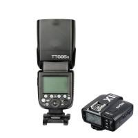 Godox TT685 Nikon TTL HSS Flash + X1T-N X1 Trigger/Transmitter Nikon