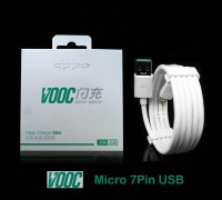 Kabel Data OPPO VOOC Fast Charging Original USB Cable Charger F1+ PLUS