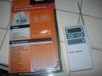 Termokopel/ Thermometer digital laboratorium/ termometer laboratorium