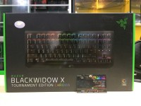 Razer BlackWidow X Tournament Edition Chroma - RGB Gaming Keyboard