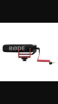 MICROPHONE RODE PROFESIONAL FOR Dslr N Camcorder