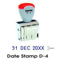 STEMPEL TANGGAL JOYKO D-4 / DATE STAMP